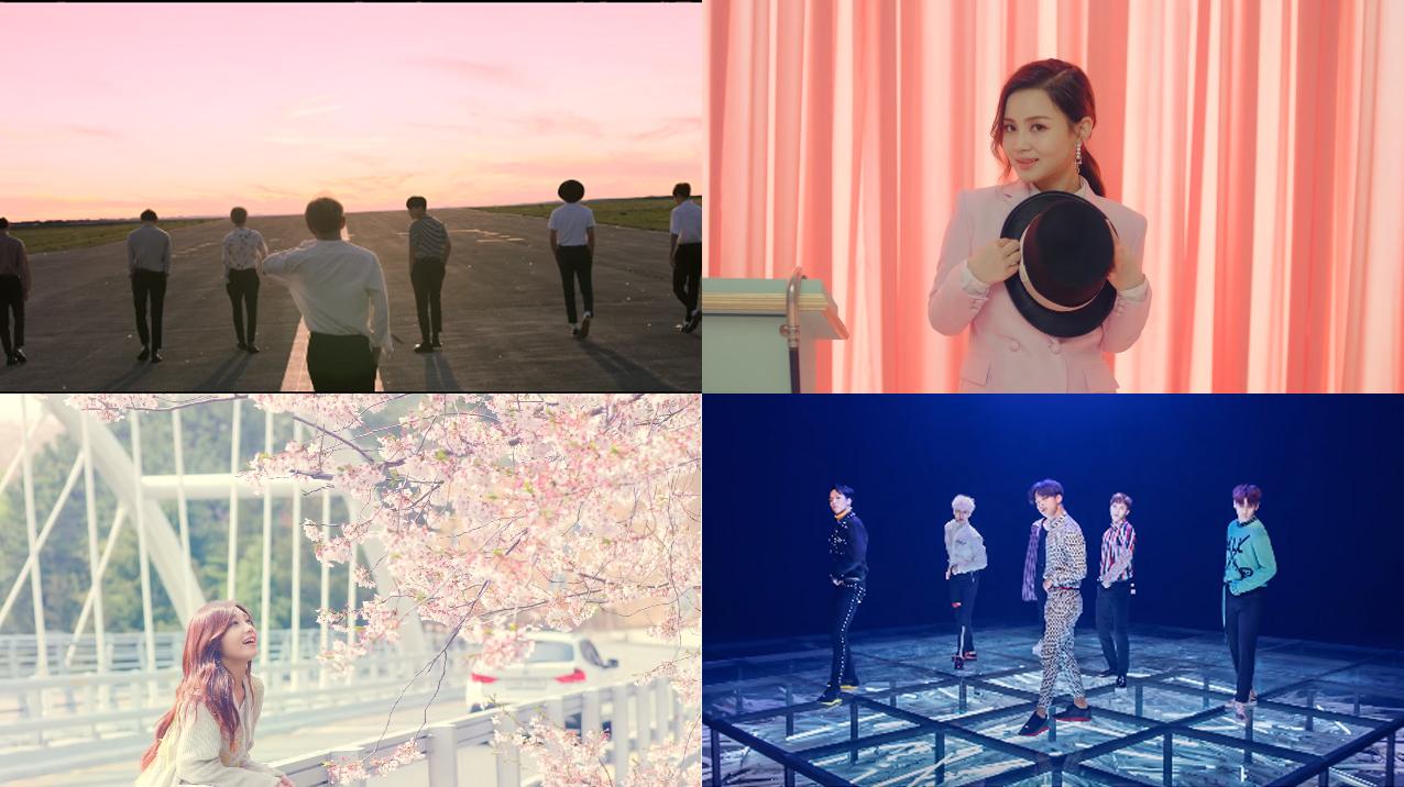 kpop releases april week 3