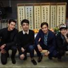 Lee Byung Hun, Kang Dong Won, and Kim Woo Bin Begin Filming New Crime-Action Movie