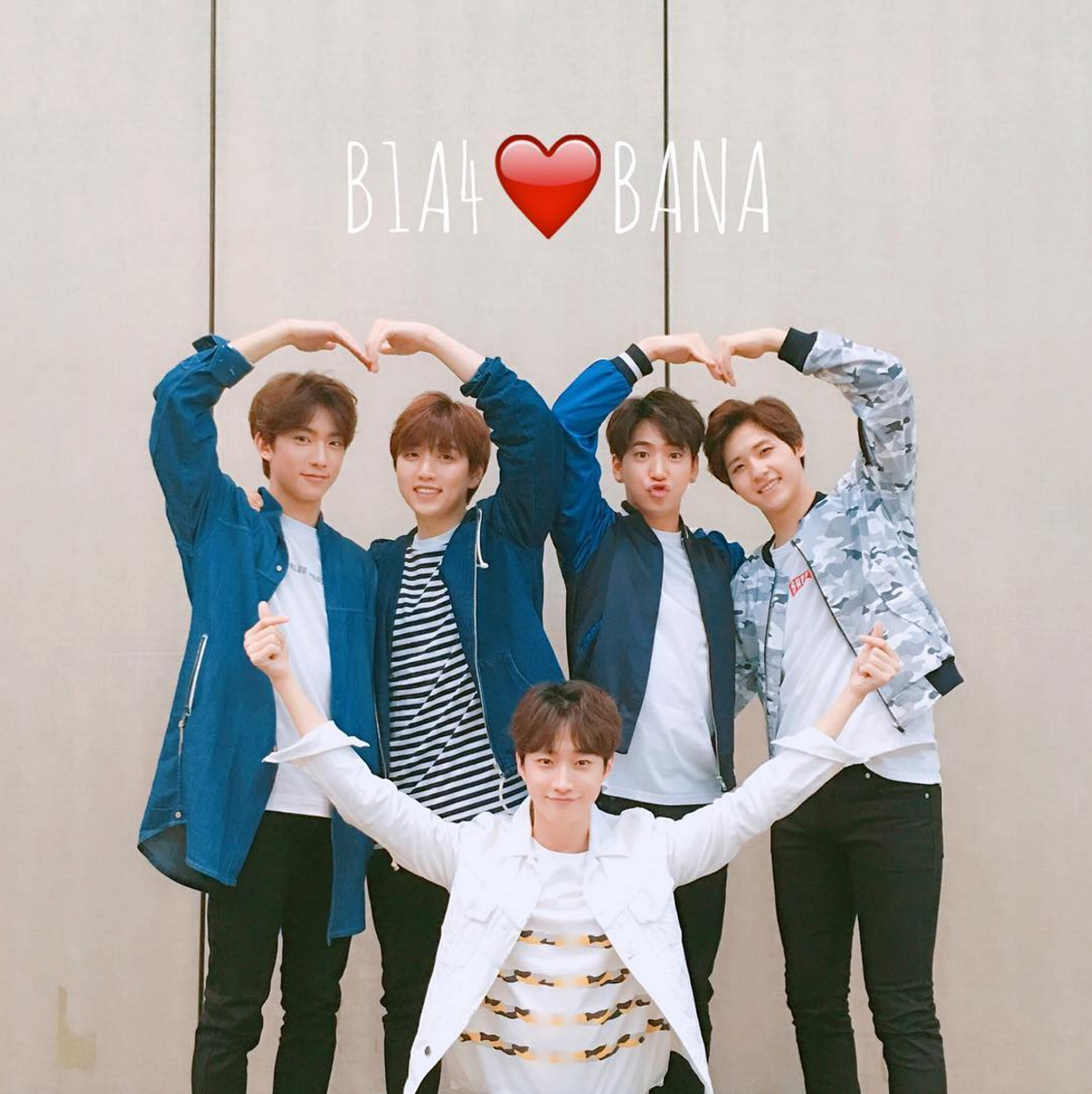 B1A4 Thanks Fans for Their 5th Debut Anniversary!