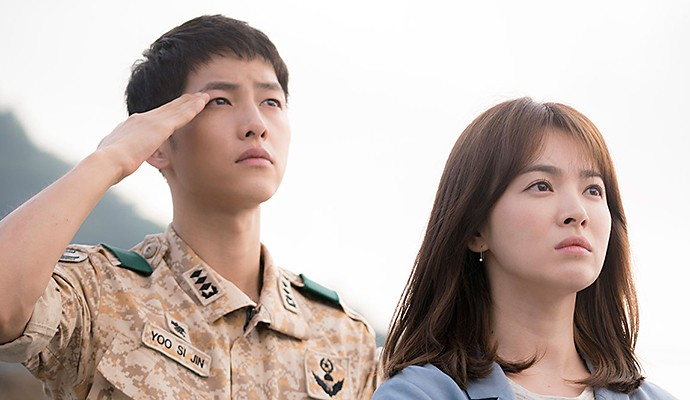 Descendants of the Sun Director Names Most Memorable Scene in the Drama