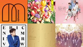 soompi music chart april wk 4