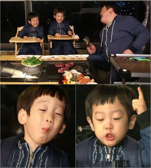 kim joon hyun twins