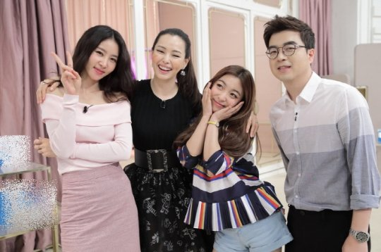 Catch Lunas Infectious Charm as New Get It Beauty Host in Set Photos