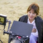 "Song Hye Kyo Shares Photos From ""Descendants of the Sun"" Set"