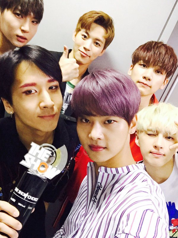 "Watch: VIXX Takes 1st Win for ""Dynamite"" on ""The Show,"" Performances by Yesung, UP10TION, and More"