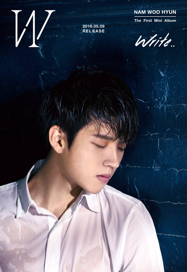 INFINITEs Woohyun Drops Teaser and Release Date for Solo Album