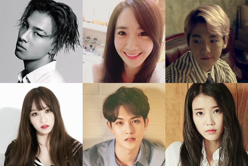 Which K-Pop Star Shares Your May Birthday?