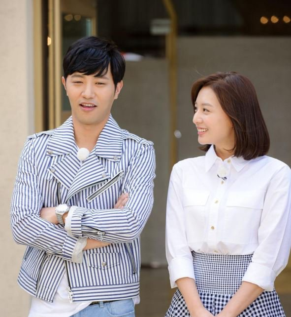 running man jin goo kim ji won