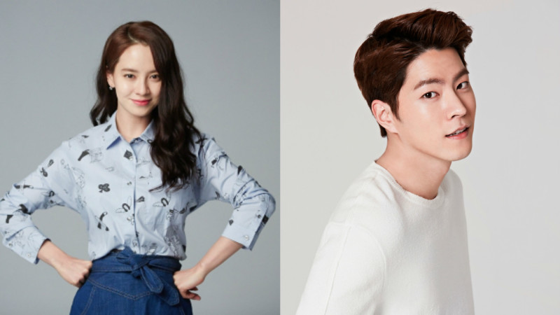 Song Ji Hyo And Hong Jong Hyun To Strut The Runway In China