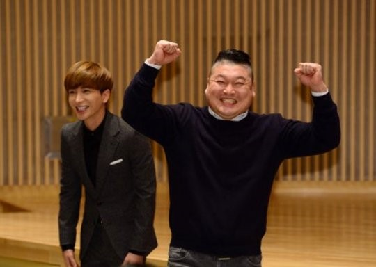 Super Juniors Leeteuk And Kang Ho Dong To MC New Korean-Chinese Variety Show