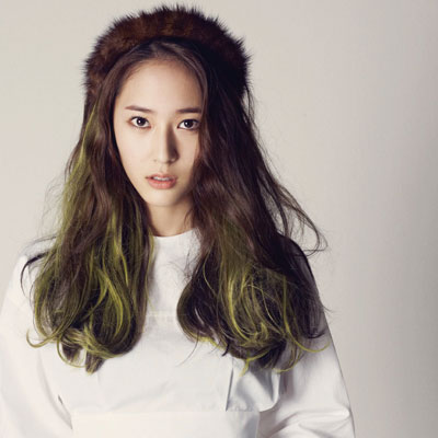 Krystal Displays Future Plans in China; Will Soon Return in a Drama