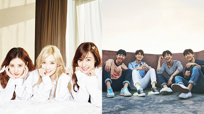 TaeTiSeo And CNBLUE Connect KCON 2016 LA Lineup