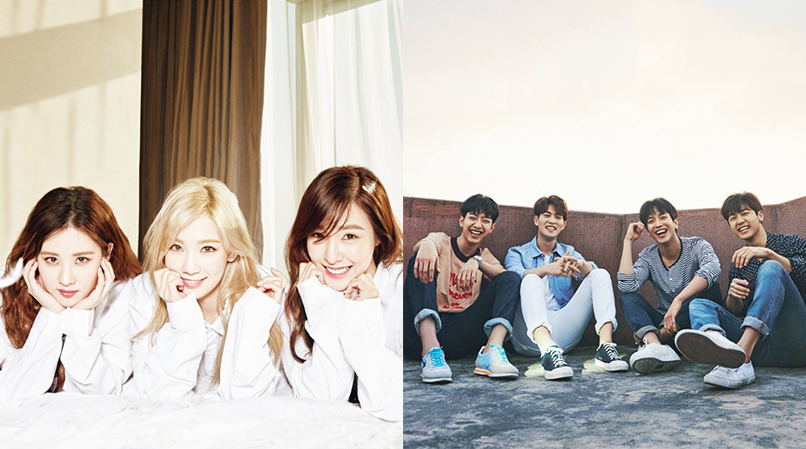 TaeTiSeo And CNBLUE Join KCON 2016 LA Lineup
