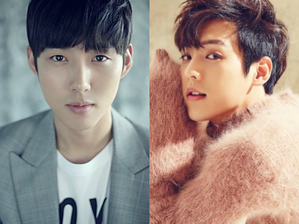 Baek Sung Hyun And BTOB's Minhyuk To Star In tvN's New Hybrid Variety Drama