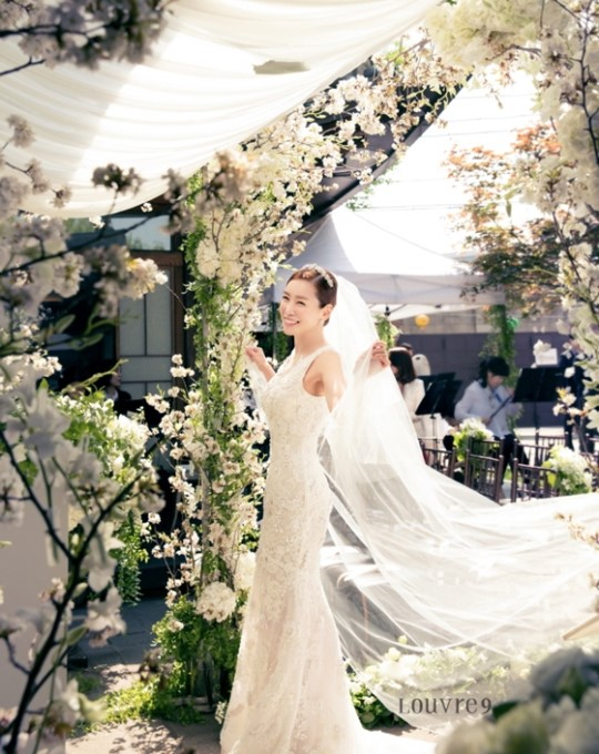 kim jung eun wedding 2