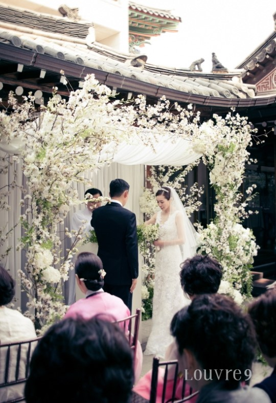 kim jung eun wedding 3