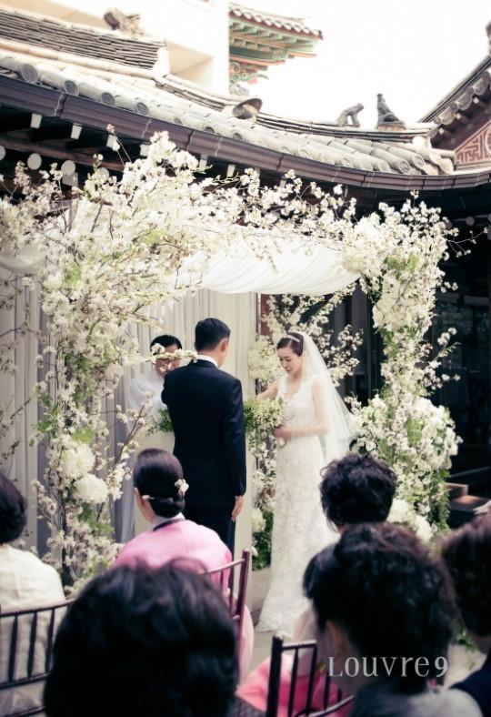 kim jung eun wedding 3