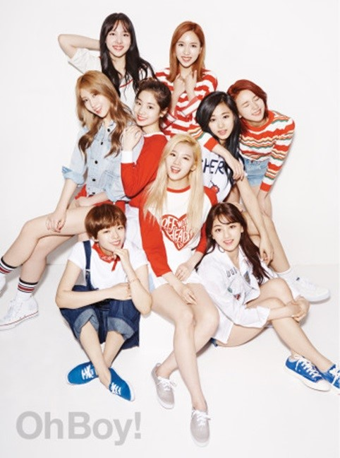 TWICE Showcases Their Charming Side For OhBoy! Pictorial