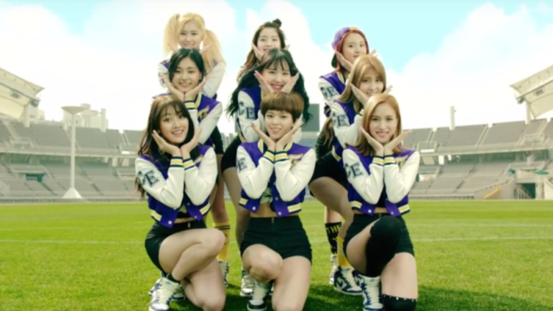 TWICEs CHEER UP MV Exceeds 20.1 Million Views On YouTube