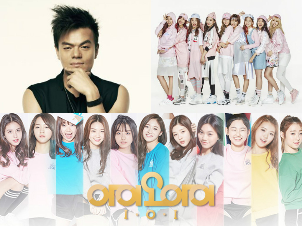 "JYP Joins ""Sisters' Slam Dunk"" Project With Appearances By TWICE And I.O.I"