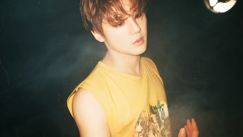 Update: JYJ's Junsu Reveals Track List And Teasers For Comeback