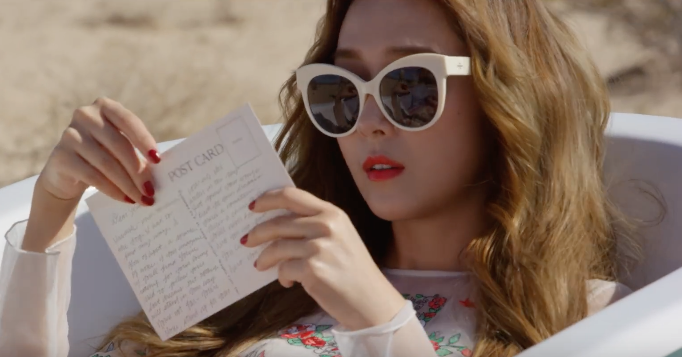 "Jessica Releases MV Teaser For ""Fly"" Ahead Of Solo Debut"