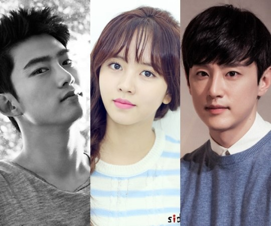 2PMs Taecyeon And Kwon Yool Confirmed To Enroll Kim So Hyun In Ghost-Themed Drama