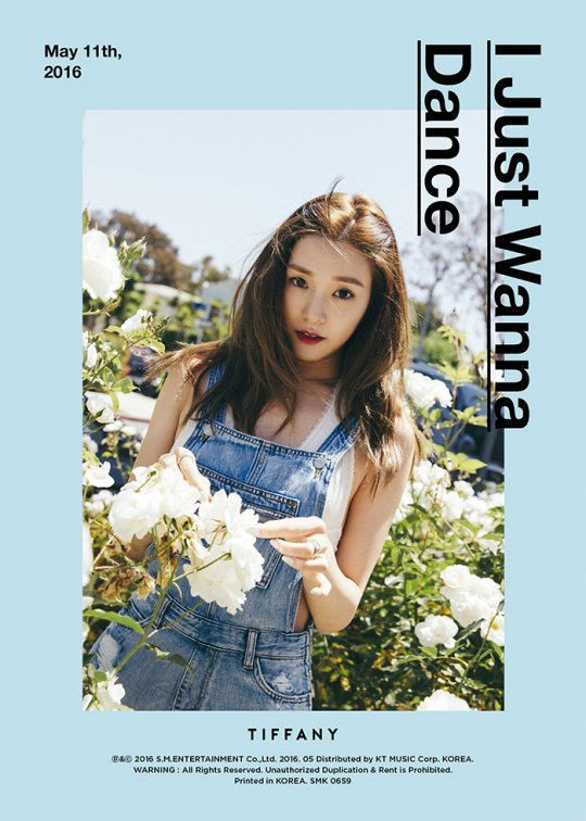 Update: Girls' Generation's Tiffany Reveals New Teasers And Details