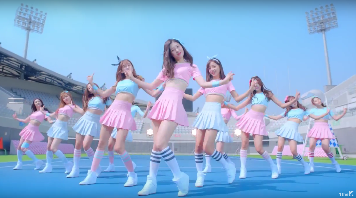 "I.O.I Encourages People To Chase Their Dreams In Debut Music Video ""Dream Girls"""