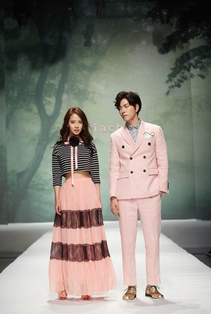 Song Ji Hyo Hong Jong Hyun