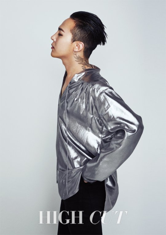 G Dragon High Cut 2