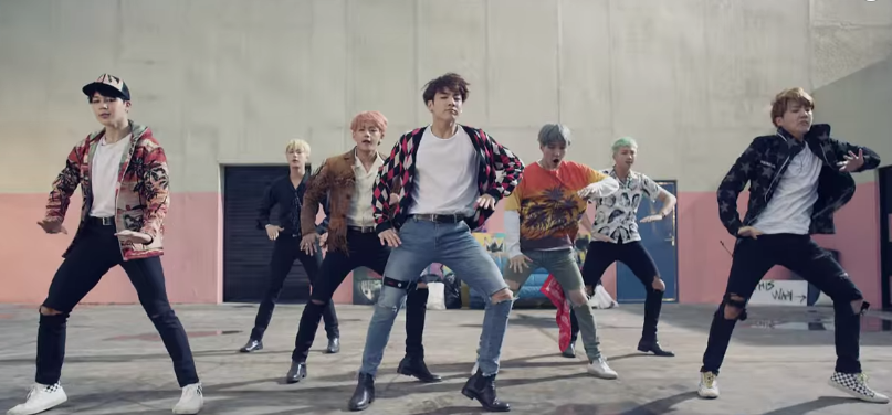 "BTS's Reign Of ""Fire"" Continues As MV Hits 10 Million Views In 75 Hours"