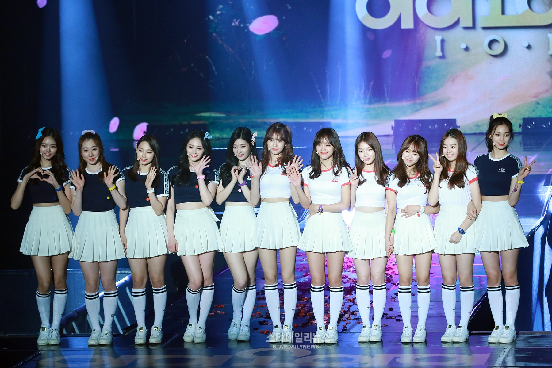 I.O.I Members Promised Each Other They Wouldn't Cry When Disbanding In 10 Months