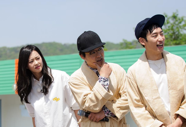 Lee Je Hoon, Go Ara, and Kim Sung Kyun Connect Running Man Cast For No Man Mission