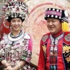 """Jo Se Ho and Cao Lu Have Traditional Chinese Wedding On """"We Got Married"""""""