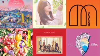 kpop chart may wk 1