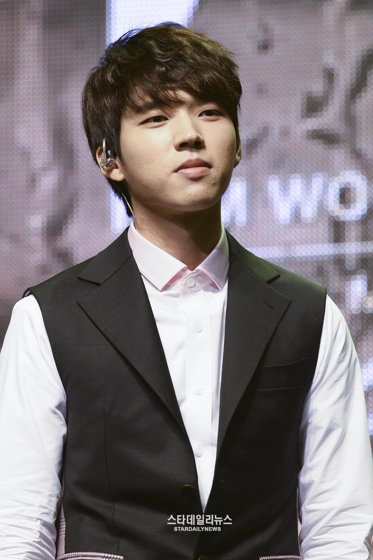 INFINITE Woohyun Star Daily News