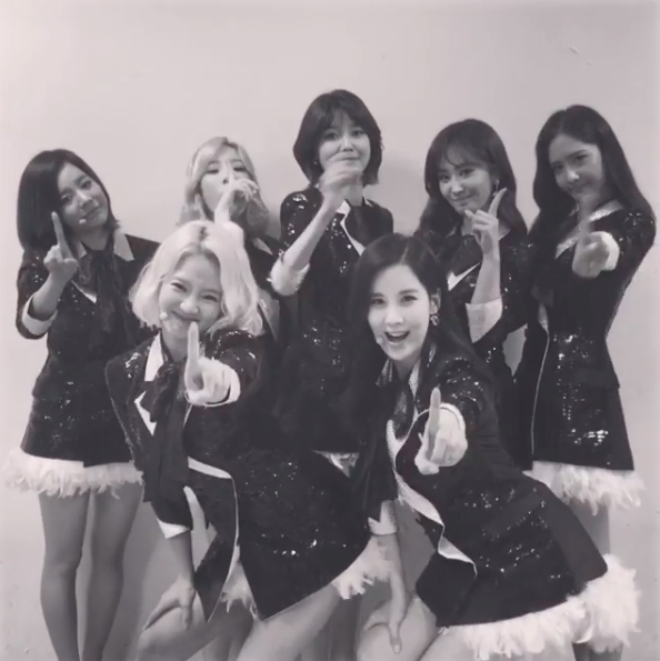Girls' Generation Counts Down To Tiffany's Solo Debut