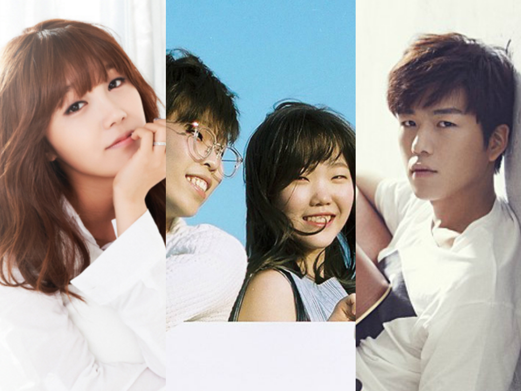 Jung Eun Ji, Akdong Musician, And Kwak Jin Eon To Seem On Yoo Hee Yeols Sketchbook