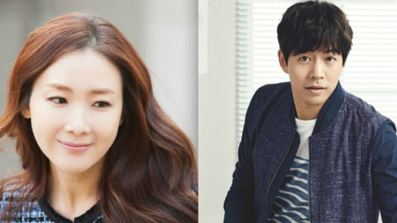 Choi Ji Woo And Lee Sang Woo Receive Gives For Upcoming KBS Drama