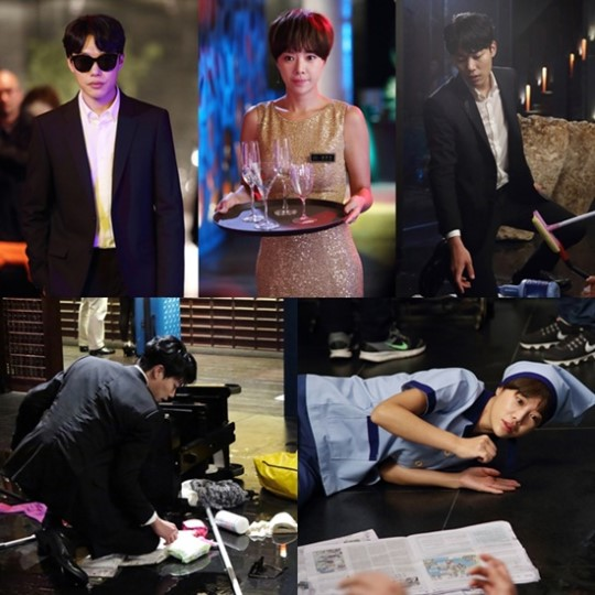 Lucky Romance Hints Ryu Jun Yeol and Hwang Jung Eums Rough First Encounter
