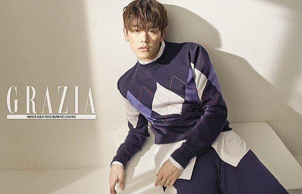 "Eric Nam Looks Like The Perfect Boyfriend For ""Grazia"""