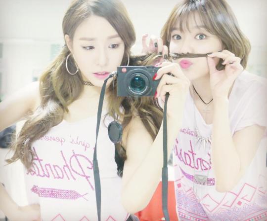 Girls' Generation Sooyoung Tiffany