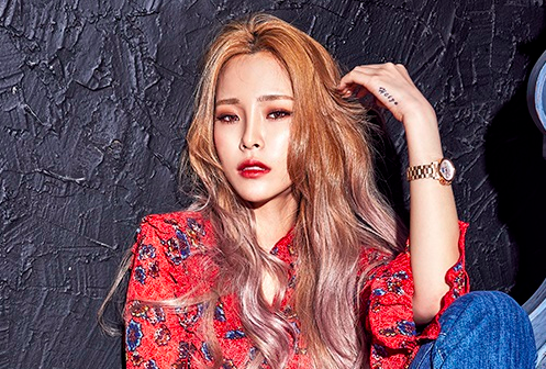 Rapper Heize Announces Imminent Mini Album Release