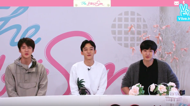 EXO Displays Hilarious And Surprising Stories On SMs New Web Variety Show