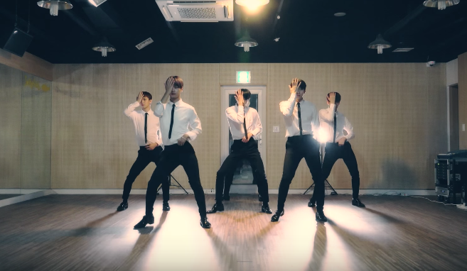 VIXX Dedicates Special Dance Video For Dynamite To Starlights