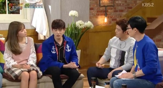 Eric Nam Says He's Afraid Of Accidentally Destroying His Good Guy Image
