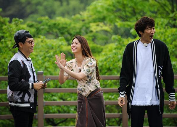 Ji Suk Jin Uhm Hyun Kyung Lee Kwang Soo
