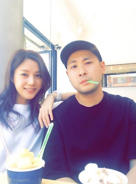 Epik High's Mithra Jin And Kwon Da Hyun Are Happy Newlyweds