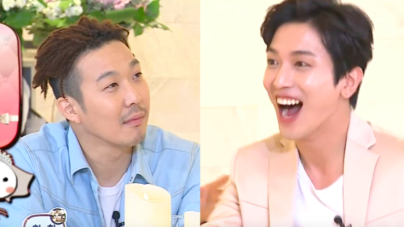 """Watch: Jung Yong Hwa Gets In Serious Trouble With Haha On """"Infinite Challenge"""""""